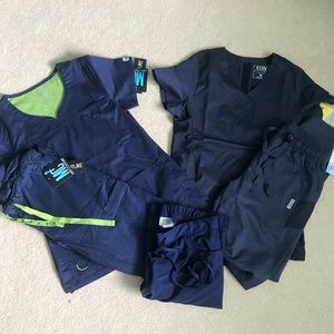 XS Navy Scrubs Bundle!! Brand New With Tags
